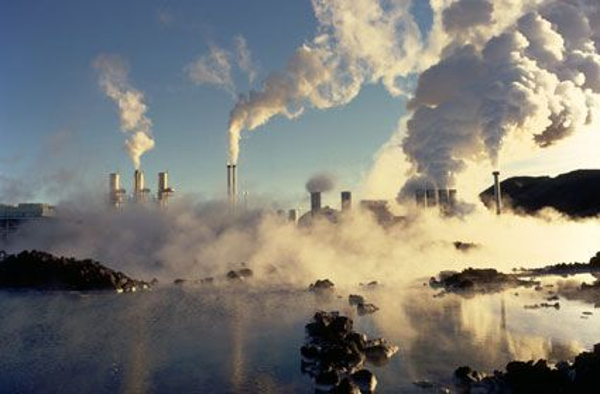 GRØNN: Strømmen fra Island skal markedsføres med grønne sertifikater i Europa.