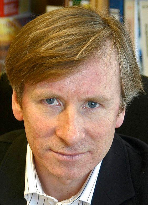 Arve Christensen er informasjonssjef i NITO.