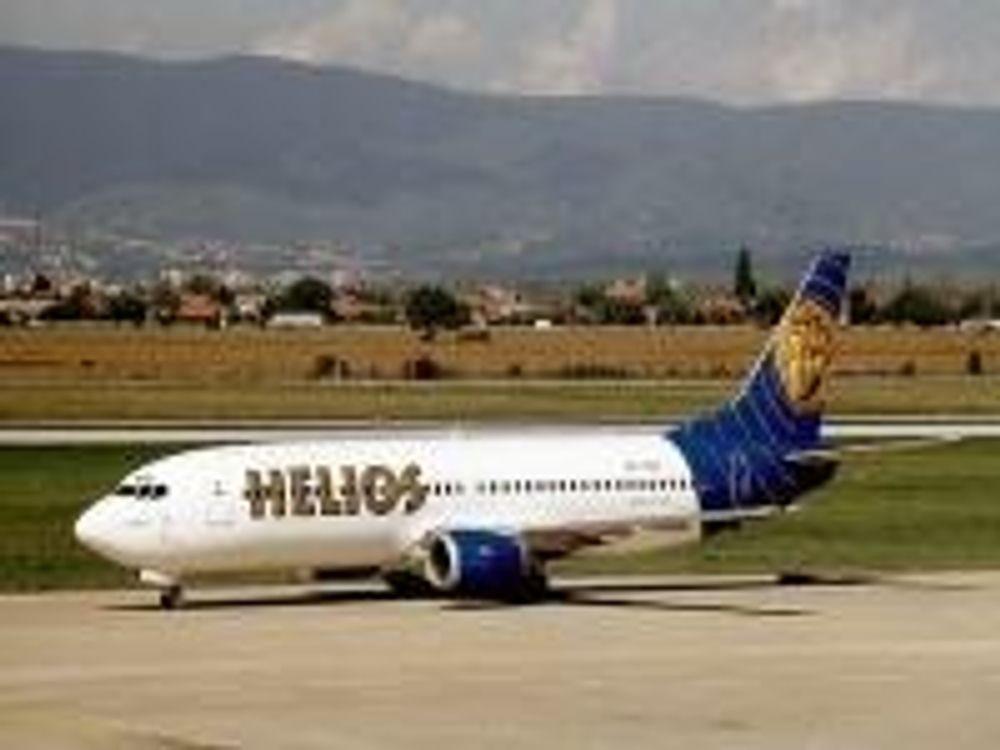 Det var et slikt Boeing 737 fly fra selskapet Helios som styrtet utenfor Athen i går.