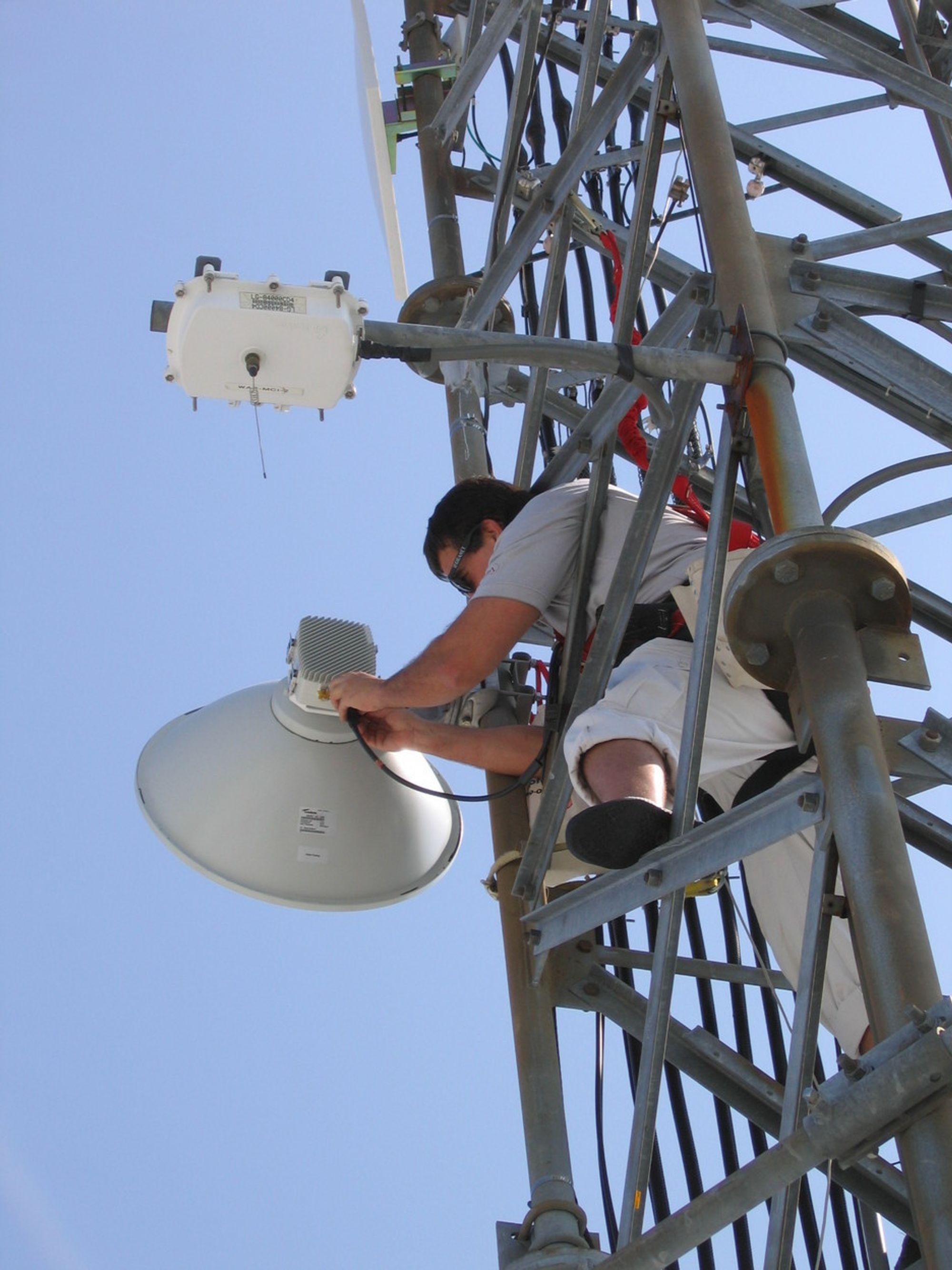 KAN VÆRE FARLIG: Eksempel på antenner.