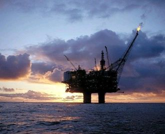 Statfjord-feltet (bildet) ble bygget ut av Mobil - senere slått sammen med Exxon. Nå har giganten kvittet seg med operatørskapene på norsk sokkel.