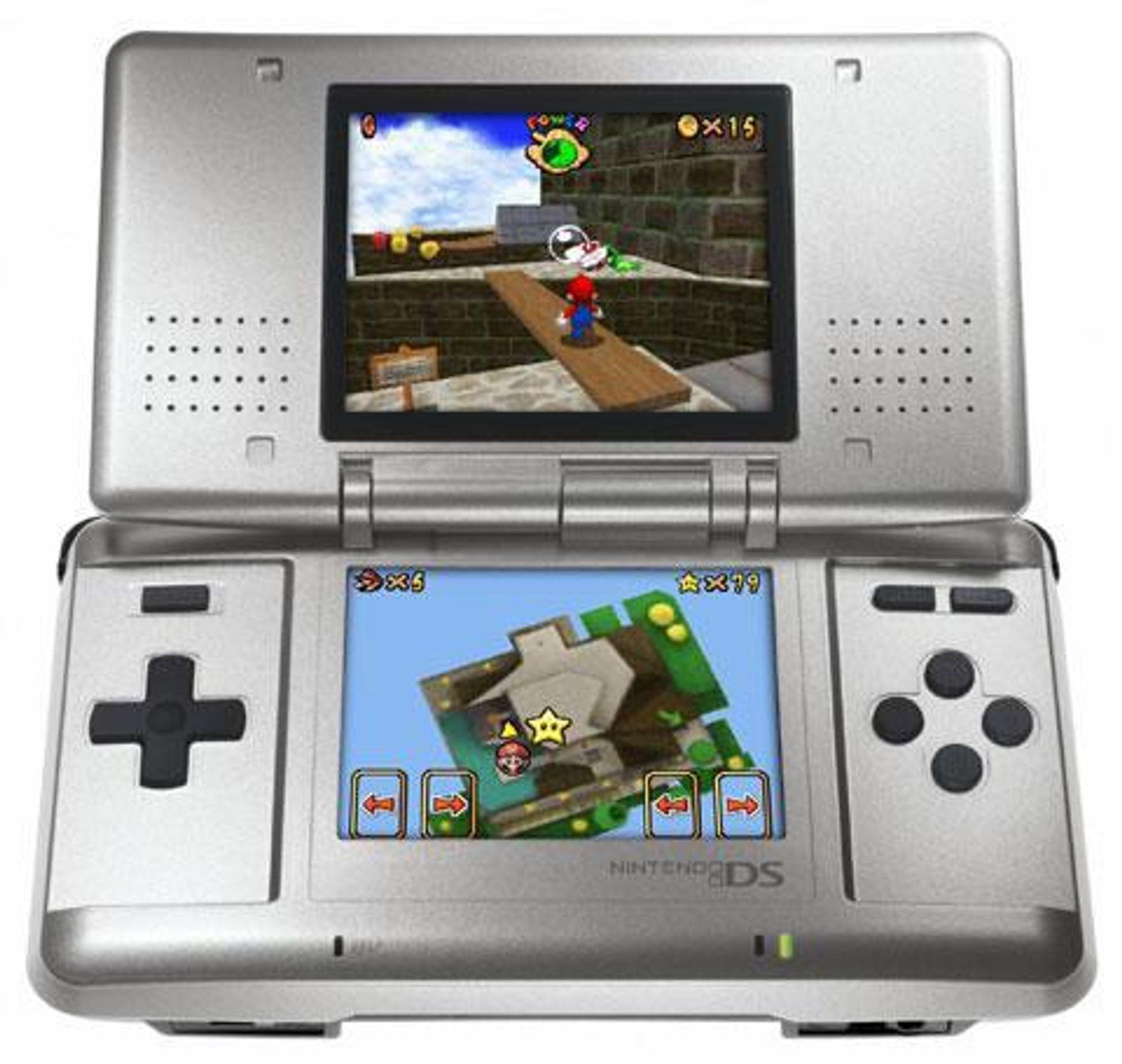 Nintendos nye spillemaskin