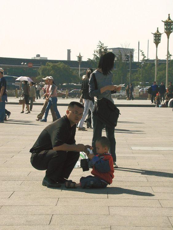 STØRRE ENN USA?Kina har verdens fjerde største økonomi og vil passere Tyskland i løpet av fire år. Unge kinesere kan bli morgendagens vinnere. FOTO: Tore Stensvold