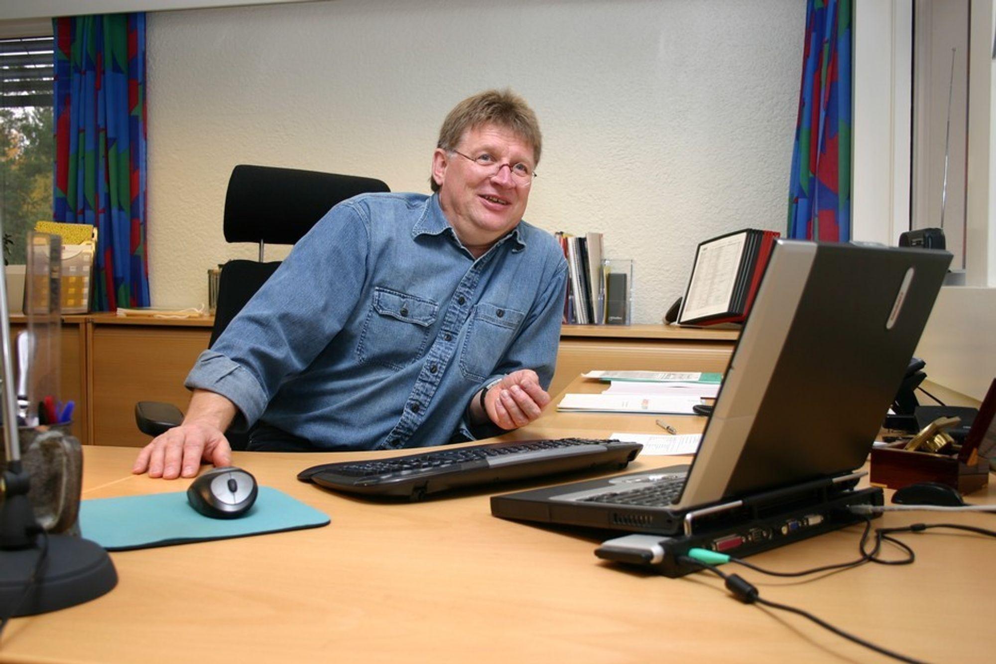 KARTLEGGE BEHOV:Eivind Pettersen i Vox mener bedrifter må kartlegge behov før de innfører opplæringstiltak.