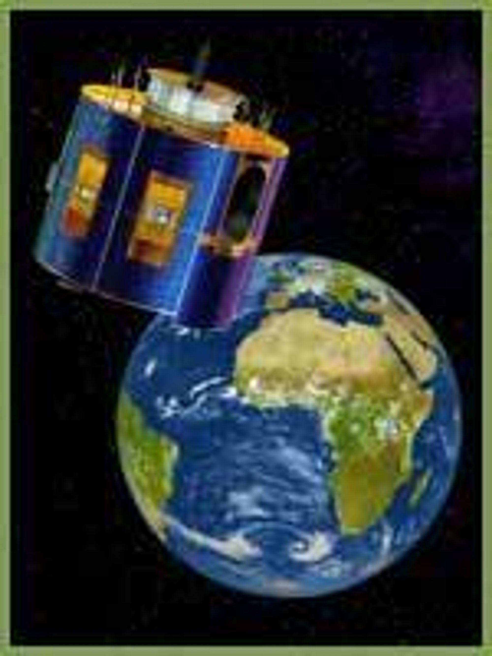 Ny værsatellitt