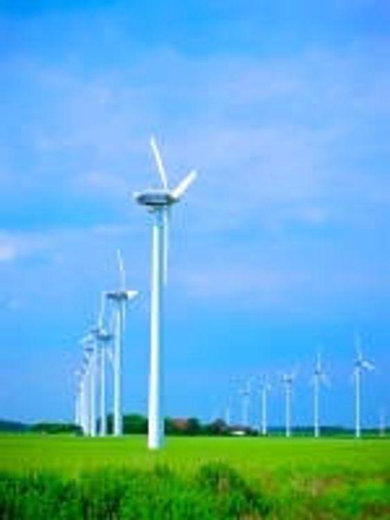 Danmark er storprodusenter av vindkraft, men lite benyttes til oppvarming av hus.