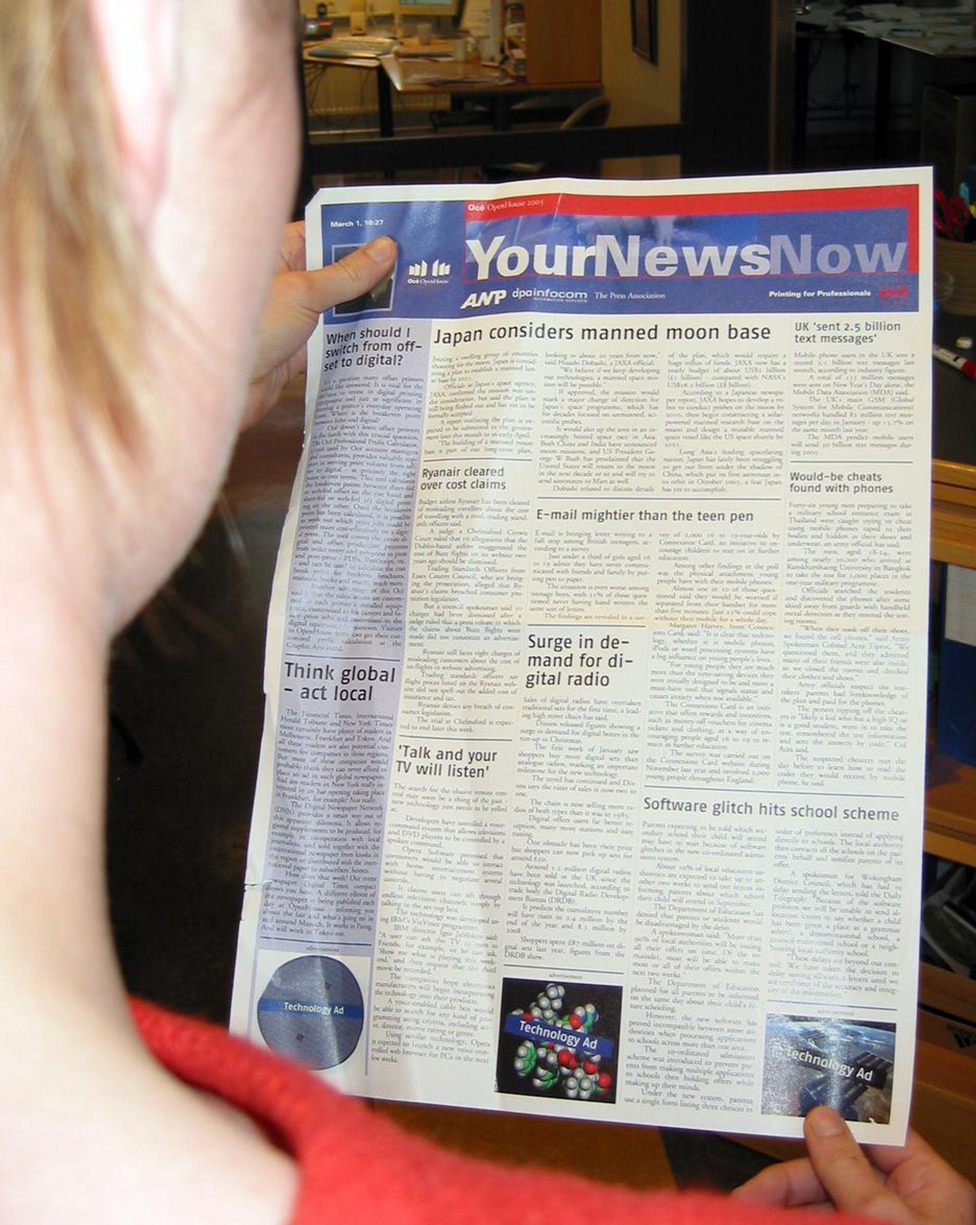 Lag din egen avis