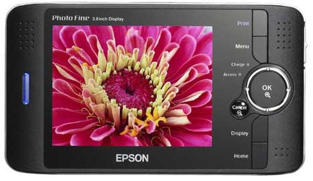 Epson P-2000 Multimedia Storage Viewer.