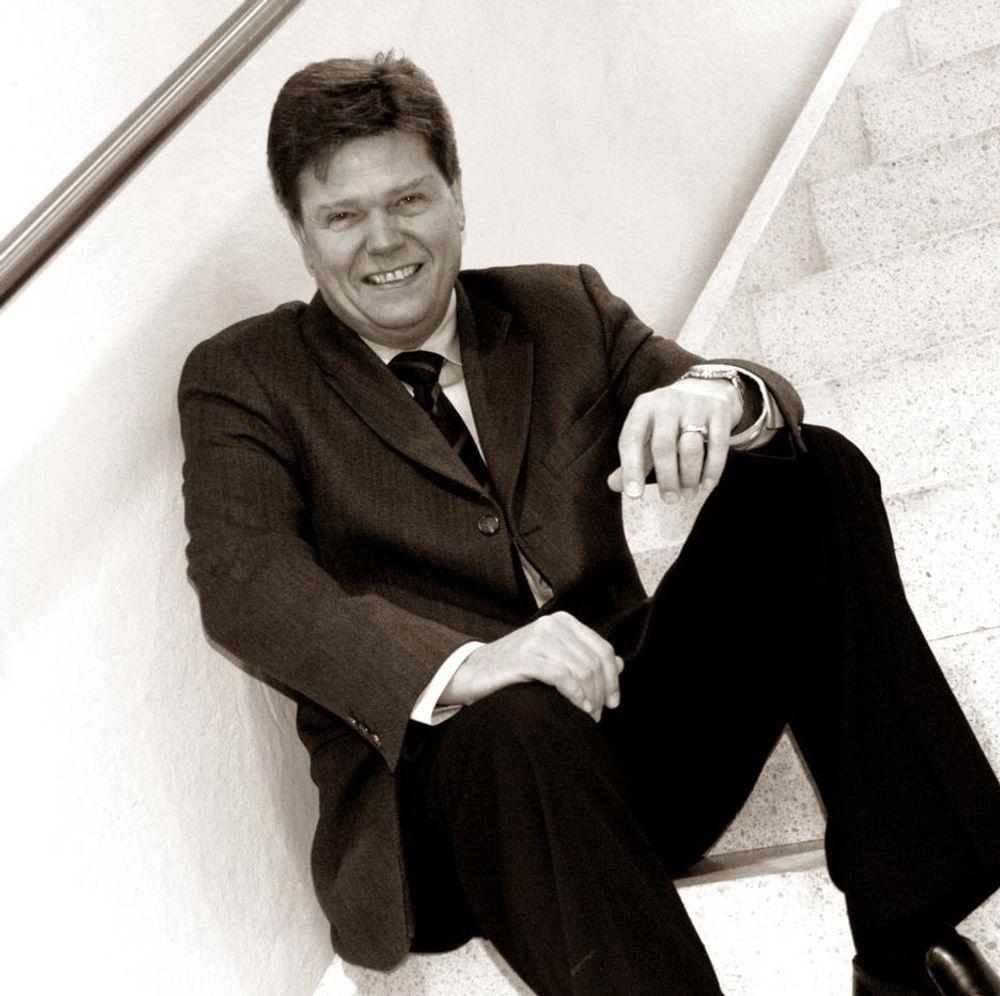 Direktør for forretningsutvikling i Reinertsen, Geir Suul, vil ansette minst 40 ingeniører.
