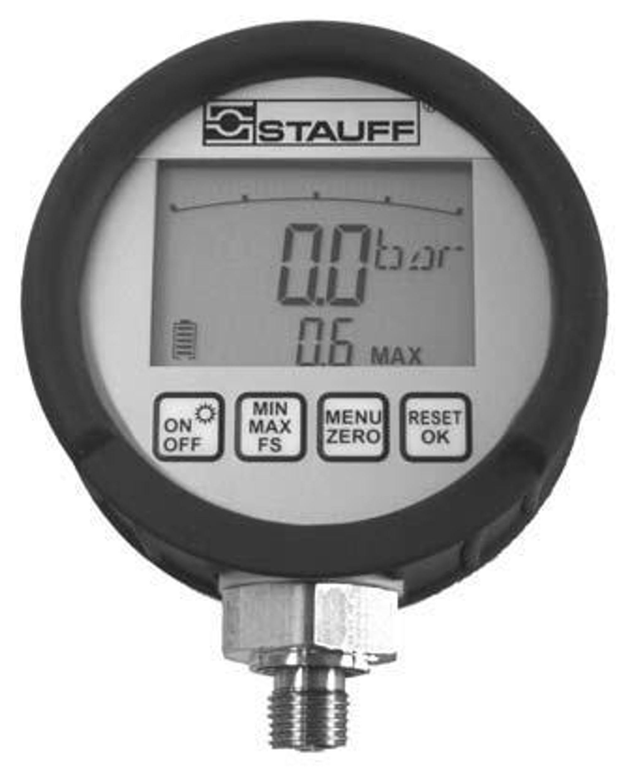 Digitalt manometer