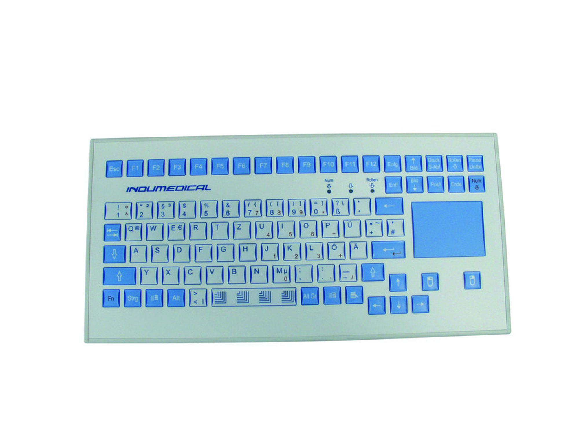 Tastatur mot bakterier