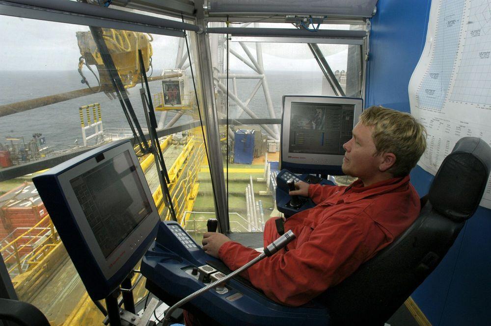 Statoil er en svært ettertraktet arbeidsgiver. Selskapet står for seksti prosent av gass- og oljeproduksjonen på sokkelen. Foto: Statoil