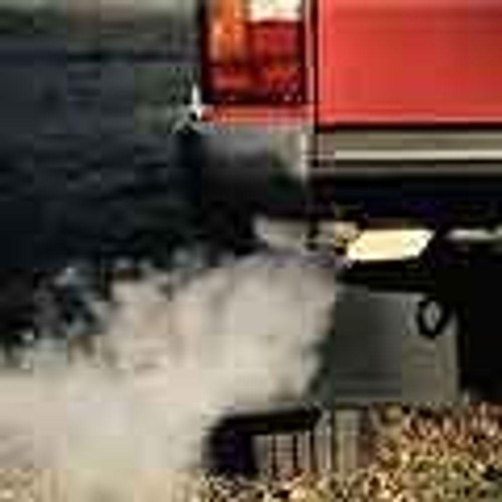 DREPER: Forurenset luft er verre enn trafikkullykker.