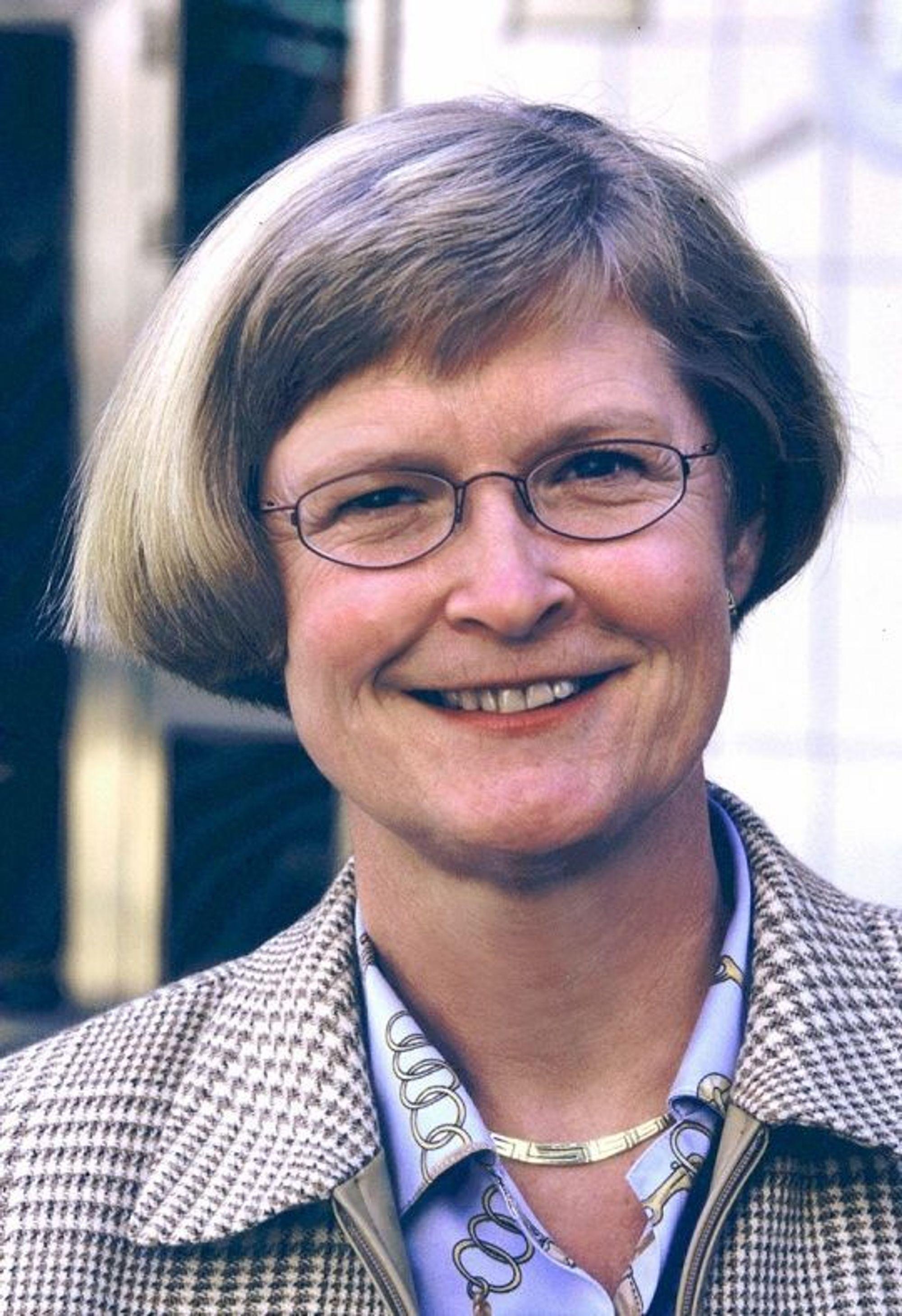 NIF-medlemmer legger vekt på at Marianne Harg kommer fra privar sektor og at det er på tide med en kvinne i presidentstolen igjen.