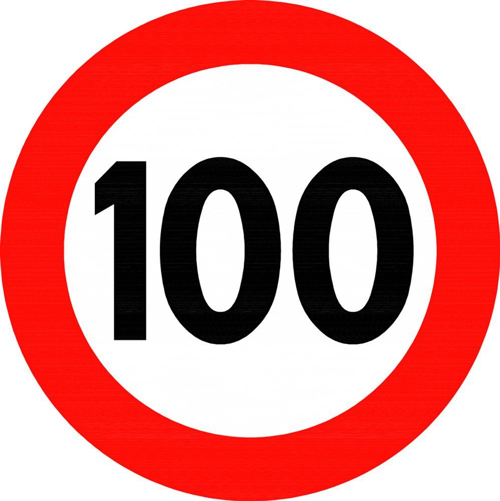 OOPS!Dette blir for fort! Kjører du i 100 mellom to fotobokser i 80-sonen, blir du avslørt.