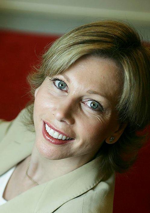 AV GUNILLA RESARE, Markeds- og kommunikasjonsdirektør i SAS Institute Norge