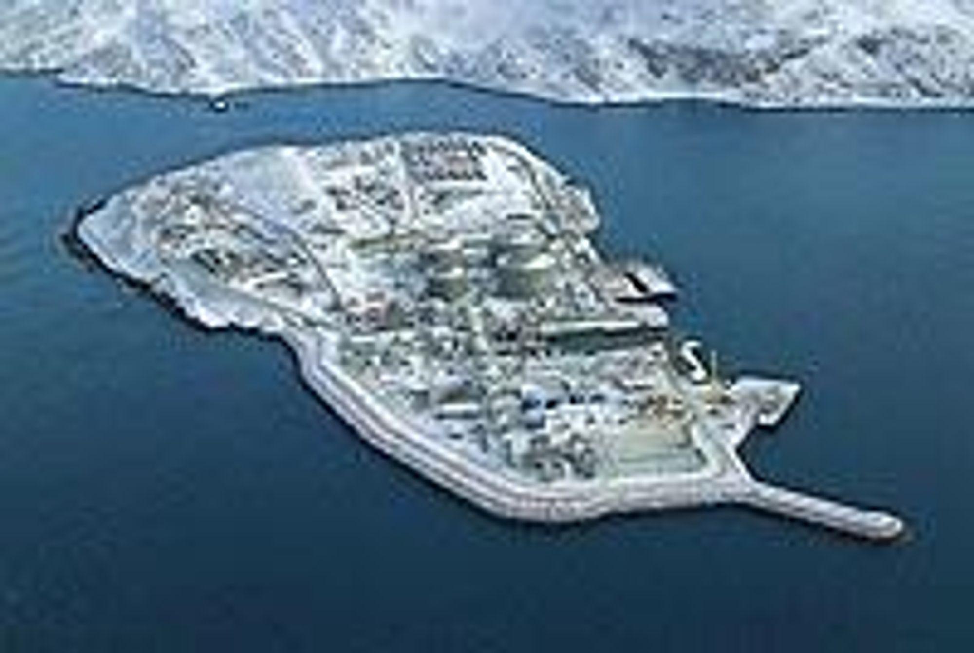 Ingen olje fra Snøhvit-feltet?