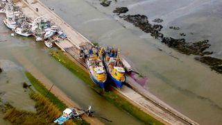 Katrina - ødeleggelser