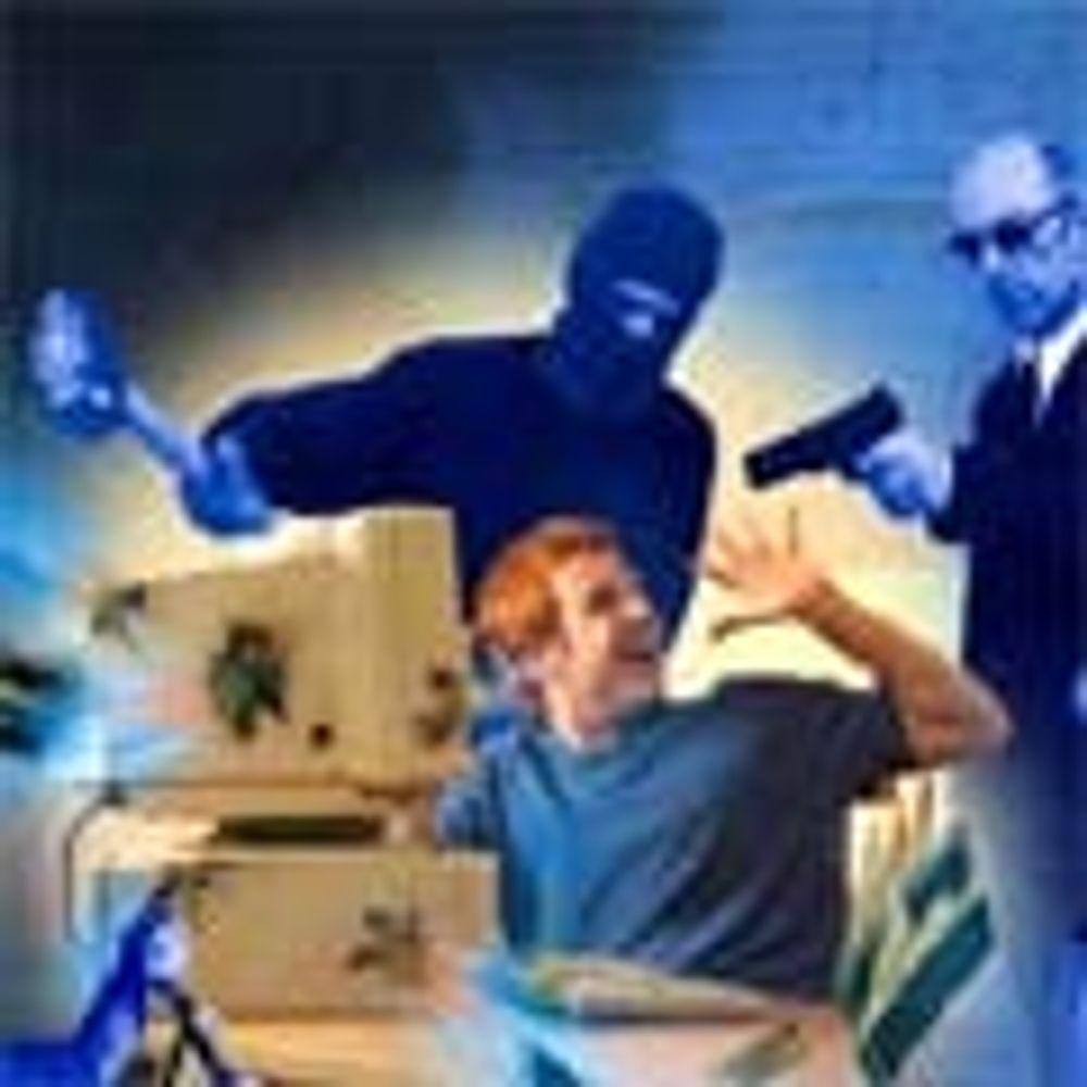 datakrim kriminalitet forbrytelse hackere organisert kriminalitet politi innbrudd tyveri