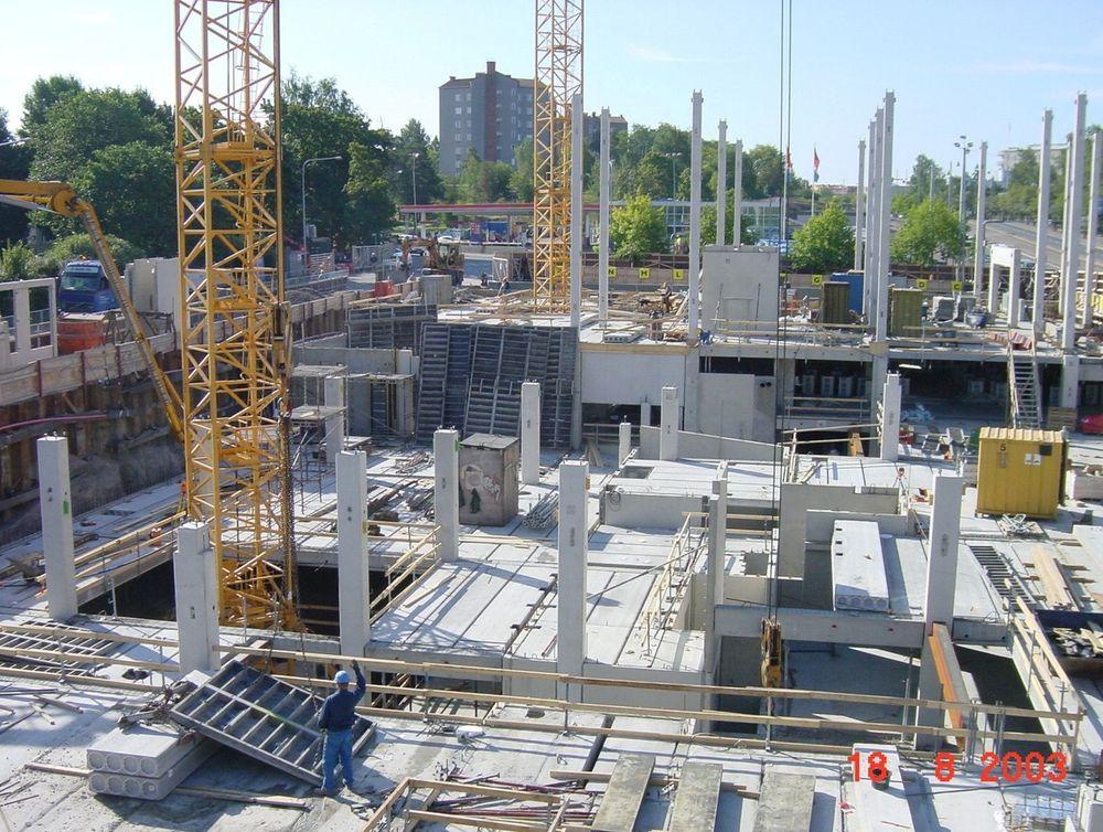 SAMMEN: Også konsulentsiden i byggebransjen konsoliderer seg. Det er sammenslåingen av Søvik og Multikonsult et eksempel på.