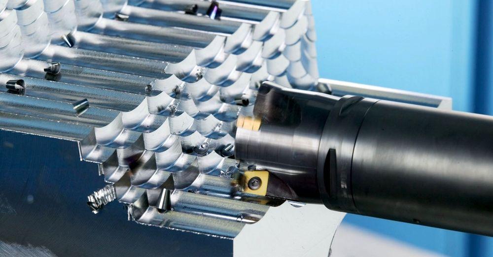 VRIENT: Fresen arbeider godt også i vanskelig bearbeidbare materialer. Ifølge Sandvik setter derfor ikke minst formverktøyindustrien stor pris på denne type verktøy.
