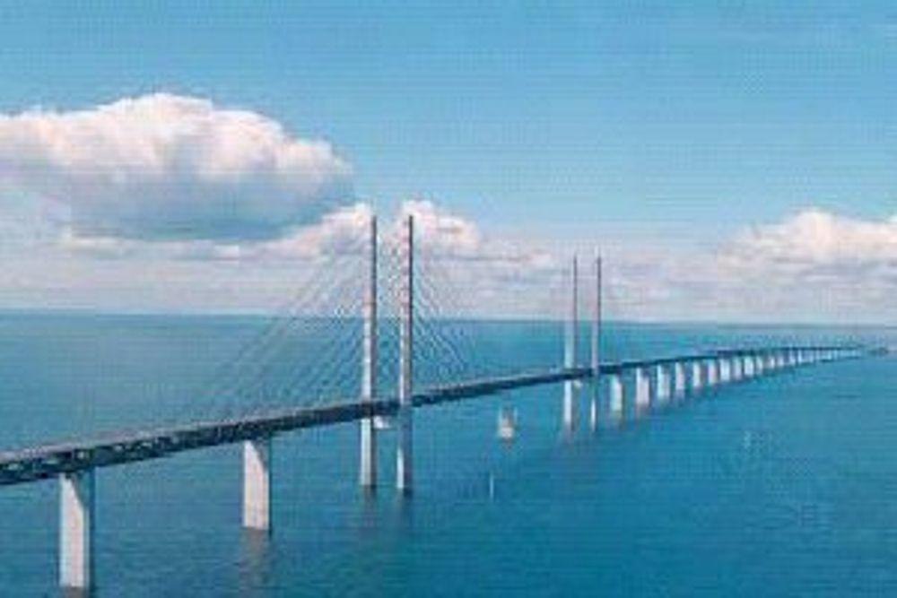 Sikkerheten på Øresundsbroen mellom Danmark og Sverige skal ivaretas ved hjelp av norsk netteknologi.