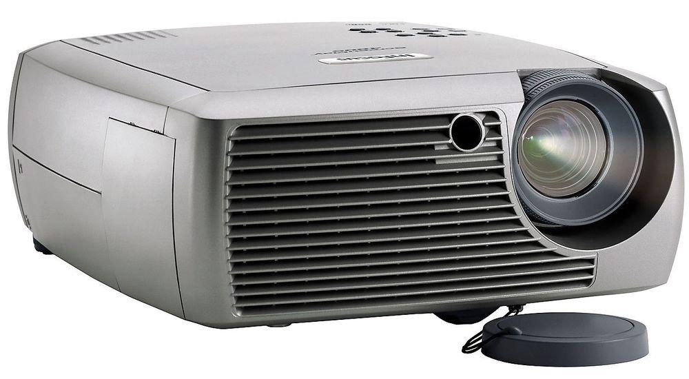 NY TEKNOLOGI: Den nye billige projektoren fra InFocus er lastet med ny teknologi som virkelig gjør bildet bedre.