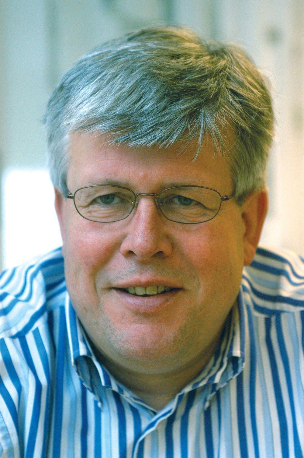 EKSPANDERER:ScanWind med Torolf Pettersen i spissen vil neste år øke staben i Trondheim fra ti til 40. Dessuten skal staben som produserer vindturbinene i Verdal økes til over 60 på grunn av to nye ordrer fra Nord-Trøndelag Elektrisitetsverk (NTE).FOTO: KNUT STRØM