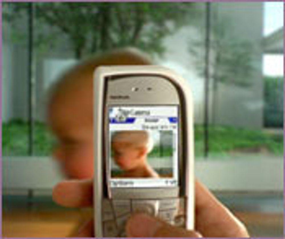 Nokia 6630 - første UMTS-telefon på det norske marked.