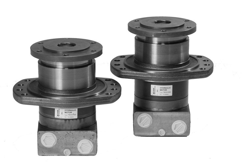 STERKERE: Nye navmotorer tilbyr høyere spesifikk effekt, mindre kjølebehov og bedre momentsymmetri.