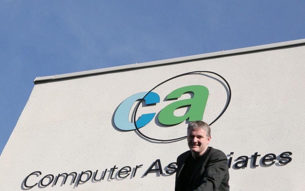TENK TOTALSIKKERHET:Datasikkerheten er ikke komplett før de digitale verdiene er beskyttet mot alle farer, mener teknisk direktør i Computer Associates, Øyvind Andhøy.