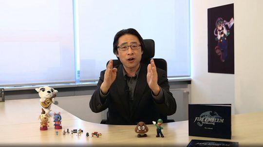 Det kunngjøresmye rart på Nintendos Direct-sendinger.