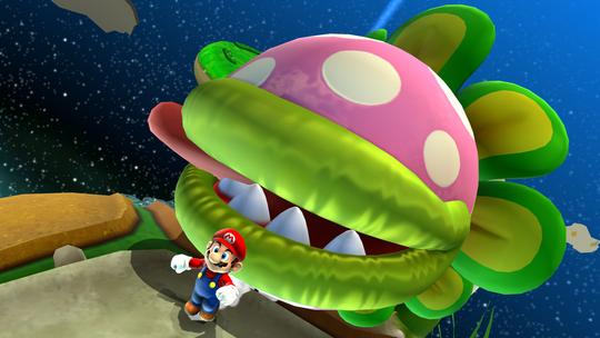 Super Mario Galaxy hadde sjarmen som nye Mario-spill mangler.
