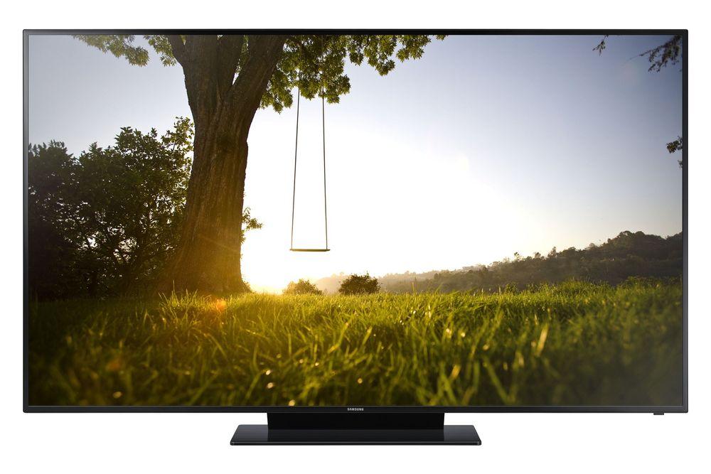 UE60F6375 er et godt valg hvis du er ute etter en stor skjerm med masse smarthet.