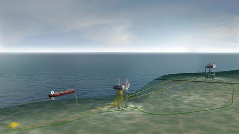 Gina Krog-turbinen kan få bare 28 prosent virkningsgrad