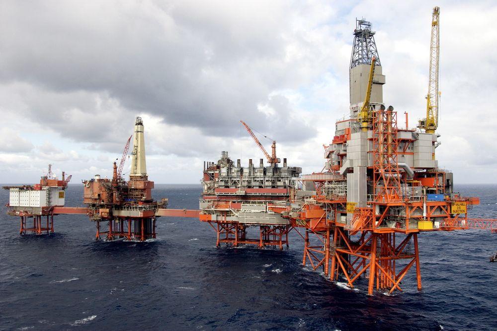– Vi overreagerer, men vi vil heller det enn alternativet, sier pressetalsmann Jan Erik Geirmo i BP Norge, som opererer Valhall-feltet.