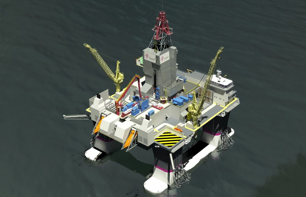 Den spesialdesignede kategori D-riggen skal kunne operere på dyp mellom 100 og 500 meter, og bore brønner ned til 8500 meter. Mot slutten av 2014 skal den første etter planen være klar til oppdrag for Statoil i norske farvann. Den får navnet Songa Equinox.