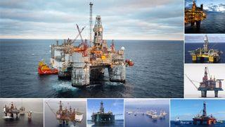 Dette er oljearbeidernes favorittplattformer