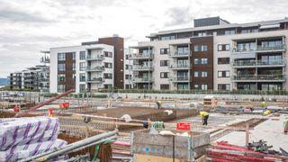 Nå skal det bygges flere små leiligheter