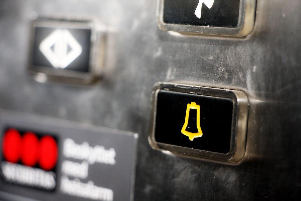 Heisealarmen kan virke som den skal, men kontrollen avdekker ikke om linjen til alarmsentralen er i ferd med å gå ut på dato. Illustrasjonsfoto.