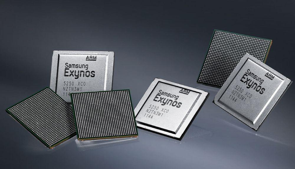 Samsung viser frem Exynos-oppfølger