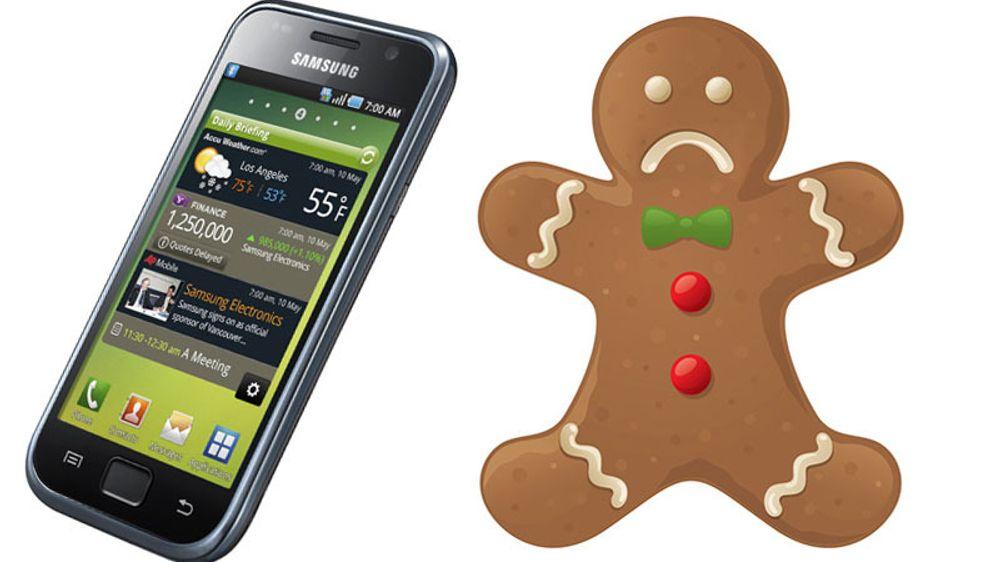 Derfor får du ikke oppgradert din Galaxy S