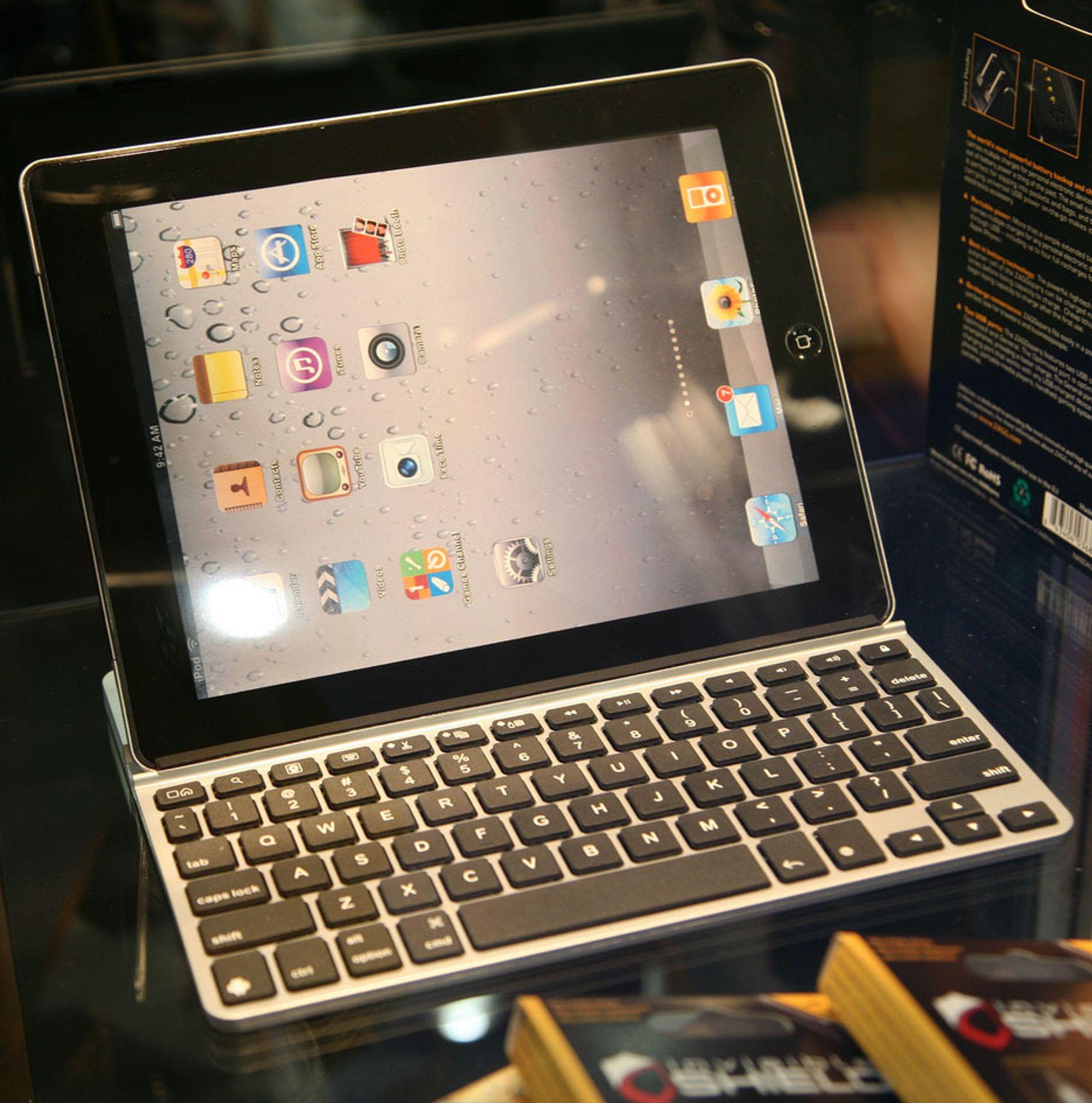 Neste iPad kan få firekjernet prosessor