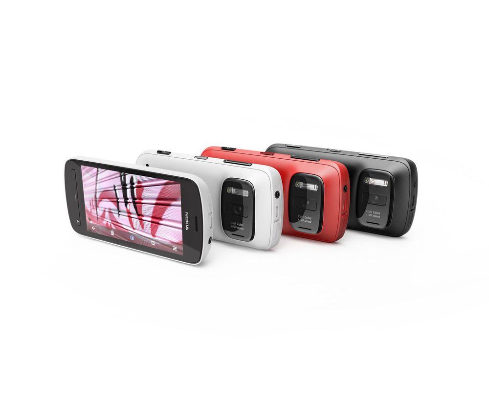 Nokia PureView-kamera på vei til Lumia