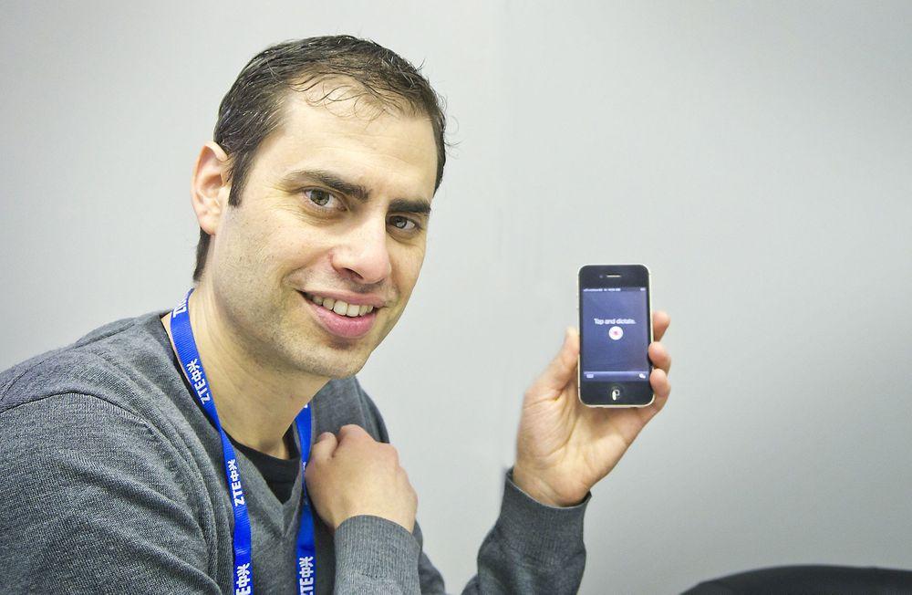 Nå kan du snakke norsk til mobilen