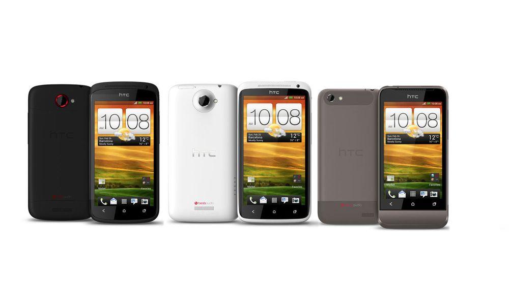 Se videoer av HTC-nyhetene