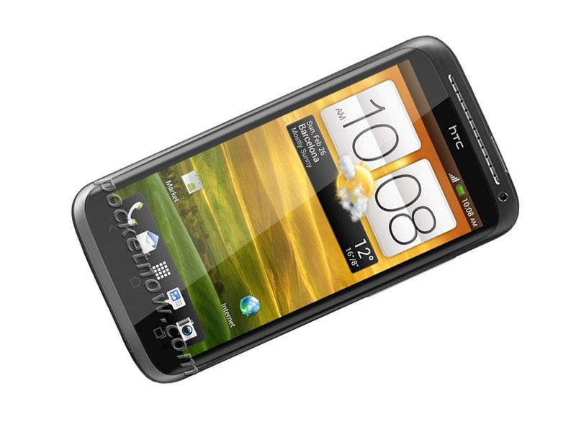 - Dette er HTC One X
