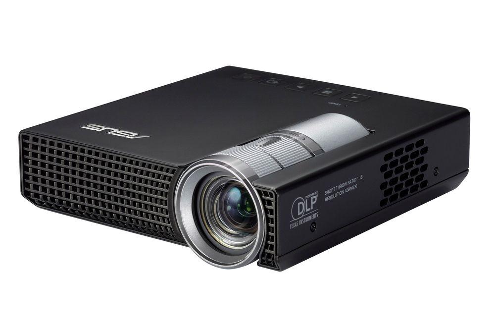 Denne mini-projektoren leverer HD-bilder