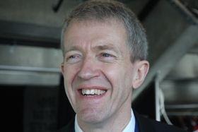 Administrerende direktør Richard Erskine i Statoil Technology Invest.