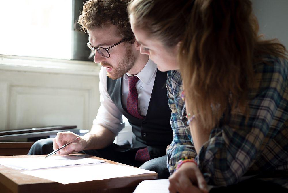 Forskning viser at toppkarakterer kan bety at man får høyere timelønn.